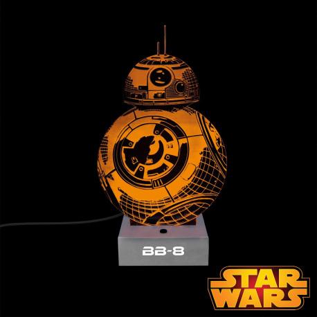 Lampe BB-8 Star Wars Acrylique