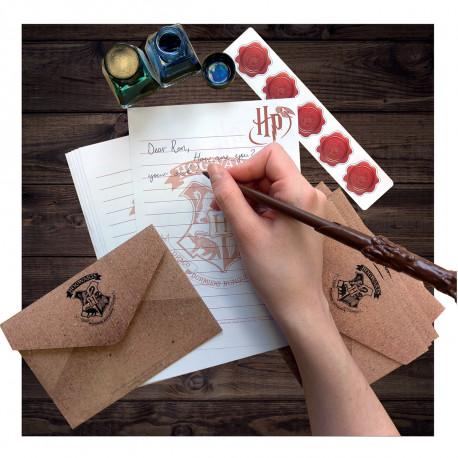 Set de Papier à Lettres Harry Potter