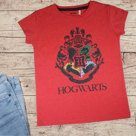 Pack de 6 T-Shirts Enfant Harry Potter Poudlard Brillants