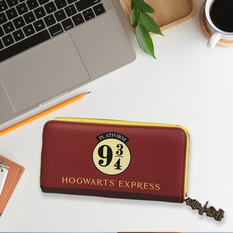 Portefeuille Harry Potter Voie Express 9 3/4