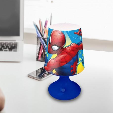 Lampe Boule Veilleuse Spiderman