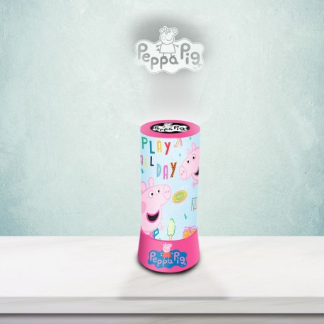 Lampe Projection Peppa Pig