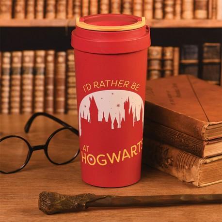 Eco Mug de Voyage Harry Potter Poudlard