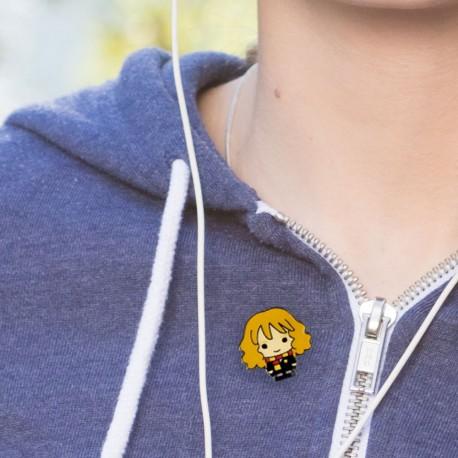 Badge Hermione Granger Chibi Harry Potter
