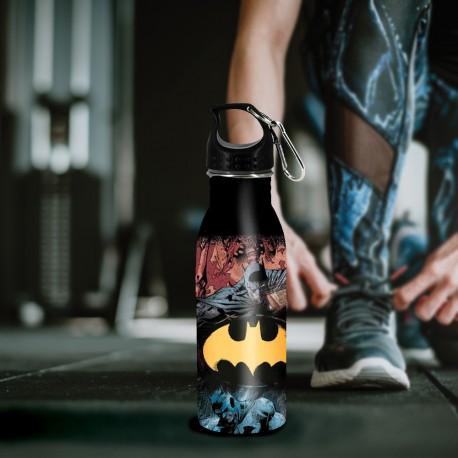 Bouteille Batman Darkness Métallique