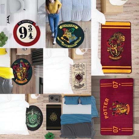 Tapis d'Intérieur Harry Potter