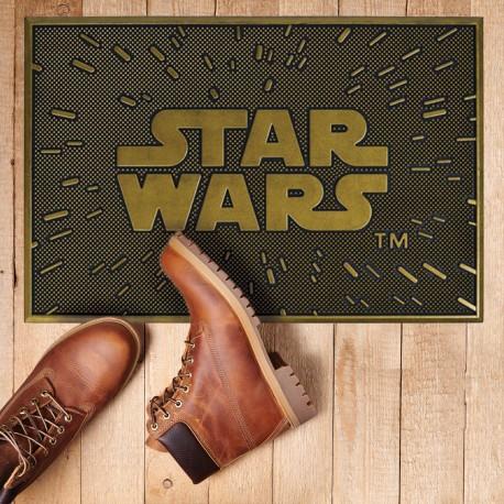 Paillasson Caoutchouc Logo Star Wars