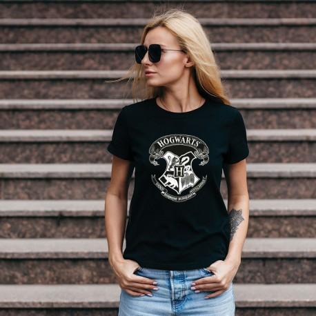 T-Shirt Femme Harry Potter Blason Poudlard
