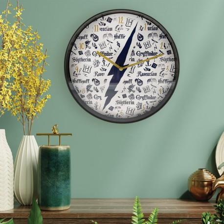 Horloge Harry Potter Graphique Symboles