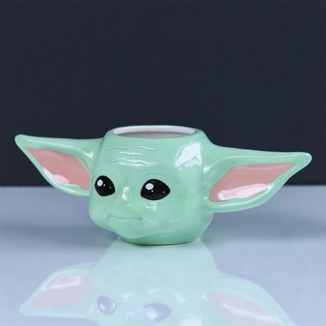 Tasse 3D Bébé Yoda Star Wars