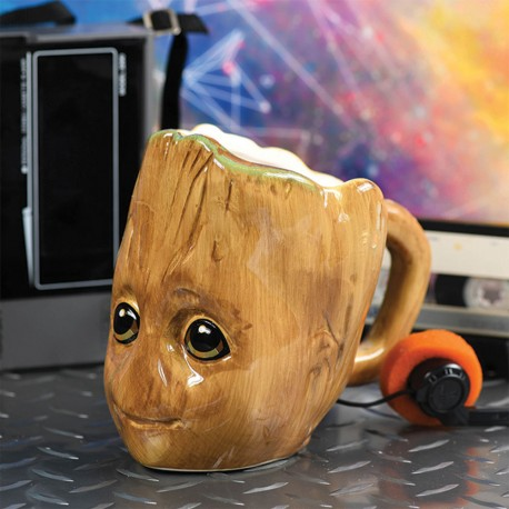 Tasse 3D Baby Groot - Les Gardiens de la Galaxie