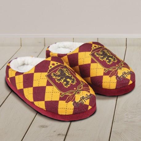 Pantoufles Moelleuses Harry Potter Gryffondor - Lot de 12