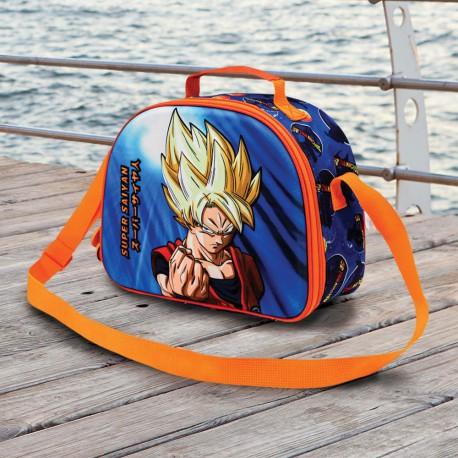 Sac à Goûter Dragon Ball Z 3D Super Sayan