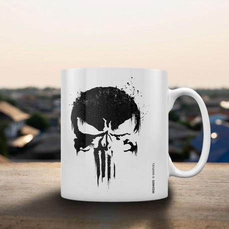 Mug The Punisher Skull