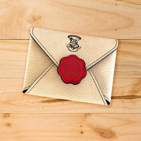 Porte-Monnaie Harry Potter Lettre d'Admission Poudlard
